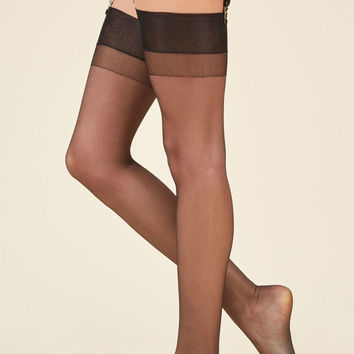 Stocking Sophisticate Thigh Highs