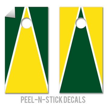 Oregon Ducks Decals