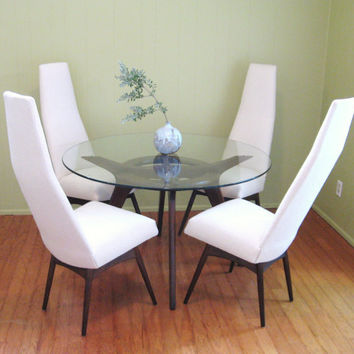 DANISH MODERN Vintage Adrian Pearsall DINING Table by fabulousmess