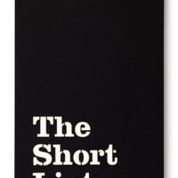 Kate Spade - Small Notepad - The Short List