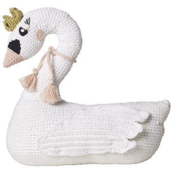 Savannah Swan Soft Toy