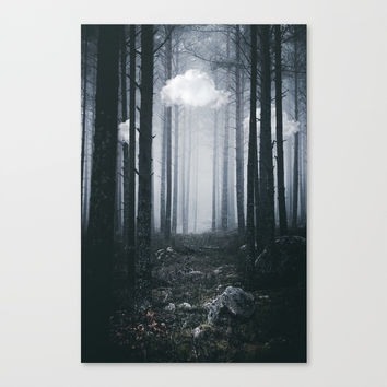 The ones that got away Canvas Print by happymelvin