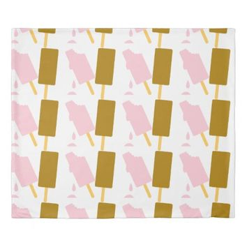 Ice Cream Bed Cover Duvet Cover