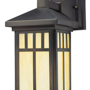 Burnham One-Light Outdoor Wall Lantern