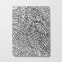 Aimless Metal Print by duckyb