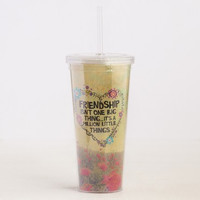 Friendship Tumbler