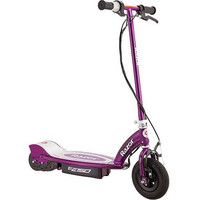Purple Razor E150 24 Volt Electric Motorized Scooter
