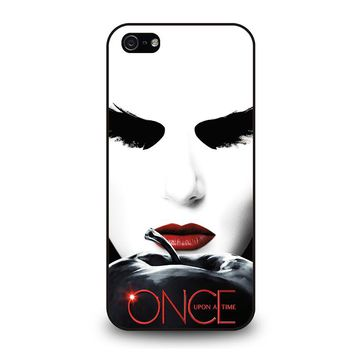 ONCE UPON A TIME iPhone 5 / 5S / SE Case Cover