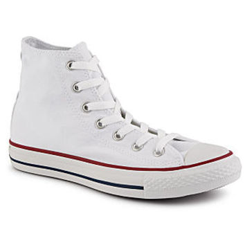 Converse® Chuck Taylor® All Star® Hi Women's Shoe (WHITE)