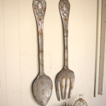 Best Fork And Spoon Wall Decor Products On Wanelo