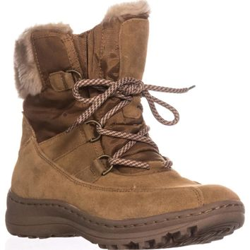 BareTraps Aero Cold-Weather Boots, Whiskey, 6.5 US