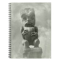 New Zealand Maori Carving