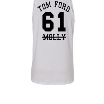 tom ford 61 molly back - Unisex Tank