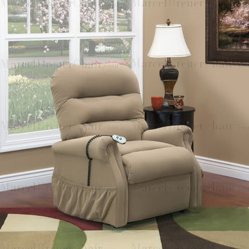 MedLift TALL Power Lift Chair Recliner with 3 Way Recline 3053-TALL