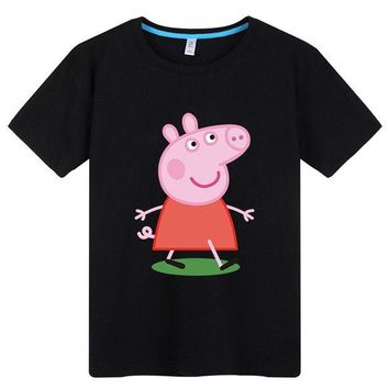 DCK9M2 Summer 2016 Matching Couple Clothing Lovely Cute Pig Matching Couples T Shirts Best Friends T Shirt Women Men Camisetas Feminina