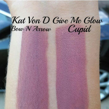 Cupid Liquid to matte dupe