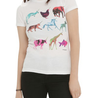 David Goliath Unicorns Girls T-Shirt