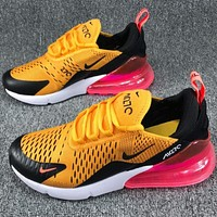 Nike Air Max 270 cushion classic casual shoes cushioning F-CSXY