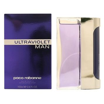 Men's Perfume Ultraviolet Man Paco Rabanne EDT