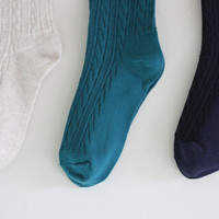 Gentle socks Pack of three