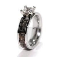 camouflage wedding rings - Google Search