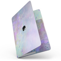 "The Tie-Dye Cratered Moon Surface - 13"" MacBook Pro without Touch Bar Skin Kit"