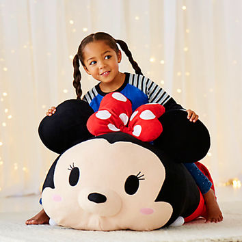 Minnie Mouse ''Tsum Tsum'' Plush - Mega - 35''