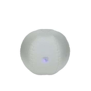 "16.5"" LED Lighted Inflatable Beach Ball Swimming Pool Toy"
