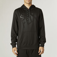 Fox Racing Hydration Pullover Fleece Hoody for Men in Black 14547-001