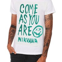 Nirvana Come As You Are Slim-Fit T-Shirt - 10002198