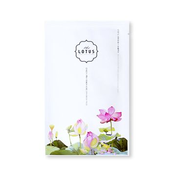 Lotus Leaf Sheet Mask - Wrinkle Treatment