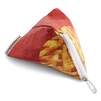 'French Fries' Zip Pouch