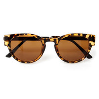 Cooler Than Me Tortoise Sunglasses