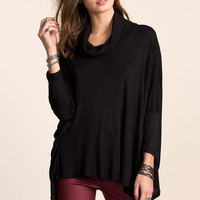 Lucia Cowl Neck Top