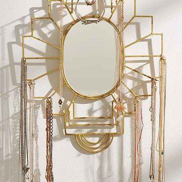 Plum & Bow Jewelry Organizer Mirror