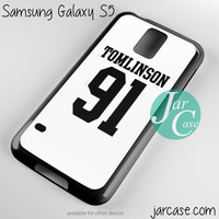 tomlison 91 Phone case for samsung galaxy S3/S4/S5
