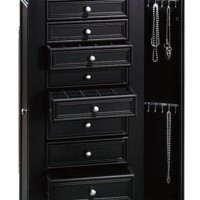 Oxford Jewelry Armoire I - Jewelry Armoires - Bedroom Furniture - Furniture | HomeDecorators.com