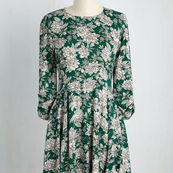 Genuinely Joyous Dress | Mod Retro Vintage Dresses | ModCloth.com