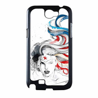 Wonder Women Samsung Galaxy Note 2 Case