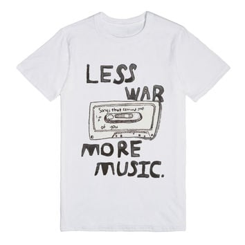 Less War // More Music