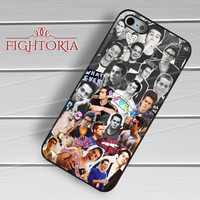 Dylan Obrien collage Teen Wolf Stilinski - z321z for  iPhone 4/4S/5/5S/5C/6/6+s,Samsung S3/S4/S5/S6 Regular/S6 Edge,Samsung Note 3/4