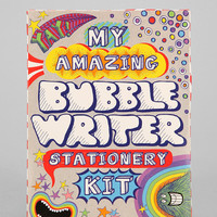 Bubble Writer Stationery Kit - Urban Outfitters