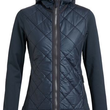 Frauenschuh Jackie Quilted Nylon And Neoprene Jacket