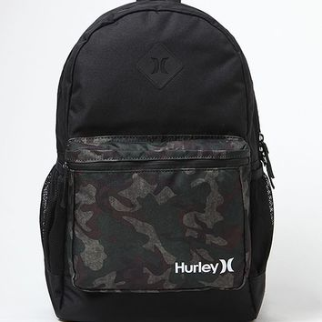 Hurley Camo Print Mater School Backpack - Mens Backpacks - Camo - NOSZ
