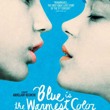 Blue is the Warmest Color (Canadian) 27x40 Movie Poster (2013)