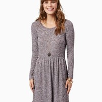 Marled Ribbed Knit Dress | Fashion Apparel - Dresses | charming charlie