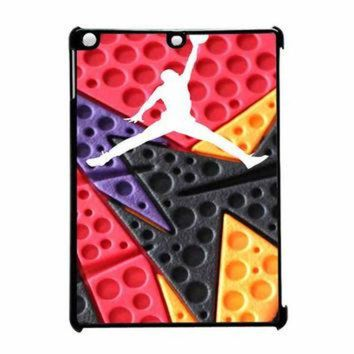LMFUG7 Jordan Retro Raptor Design iPad Air Case