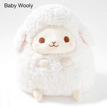 Wooly Baby Sheep Plush Collection (Big)