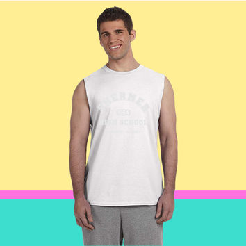 Shermer High school 1984 Sleeveless T-shirt