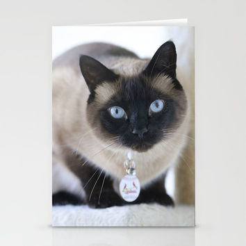 Innocent Expression Stationery Cards by Theresa Campbell D'August Art